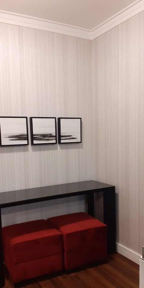 papel de parede sala de jantar