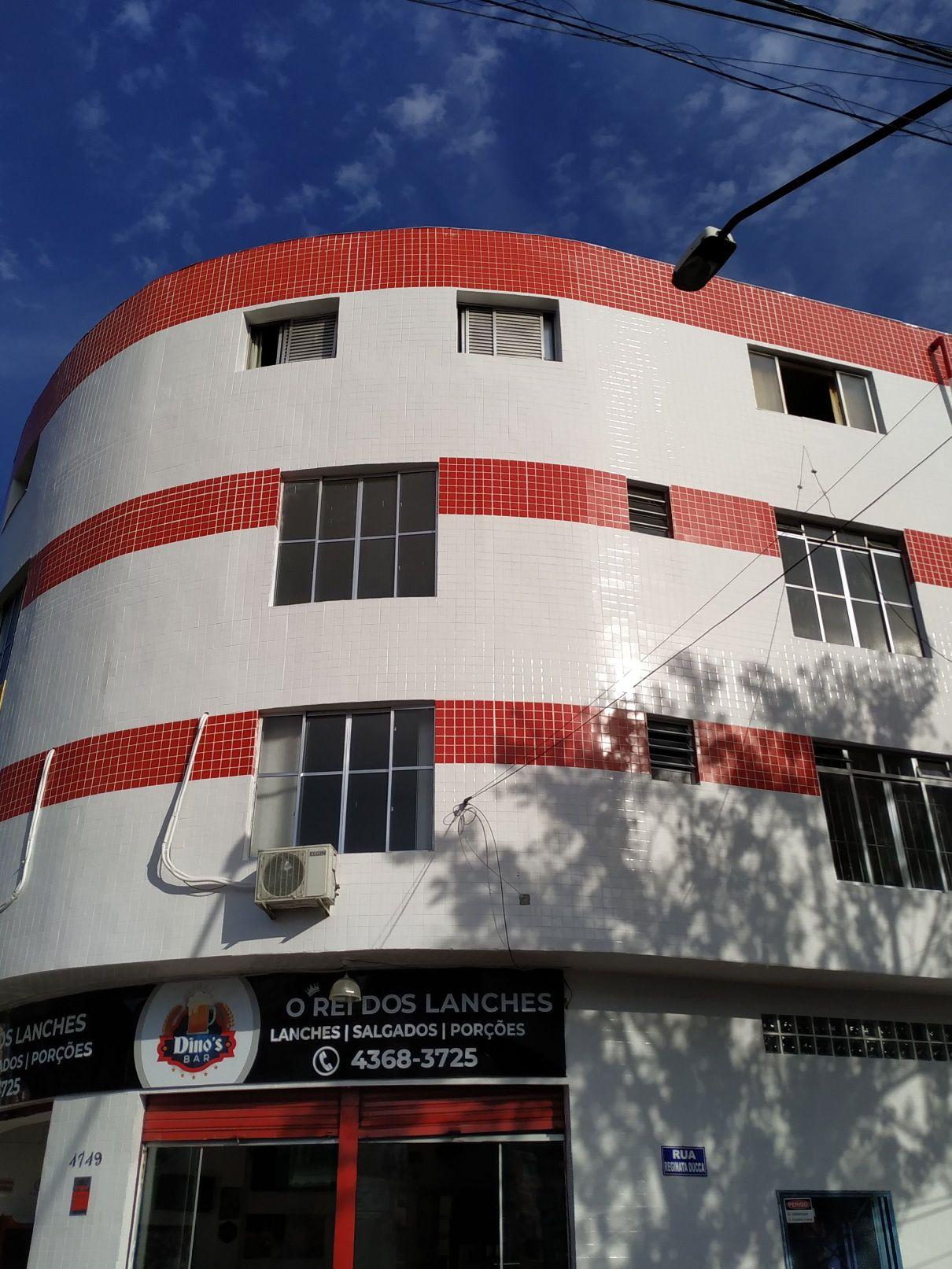 reforma da fachada