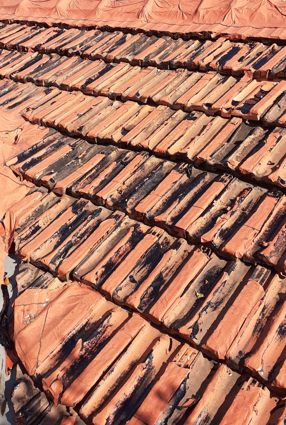 conserto telhado