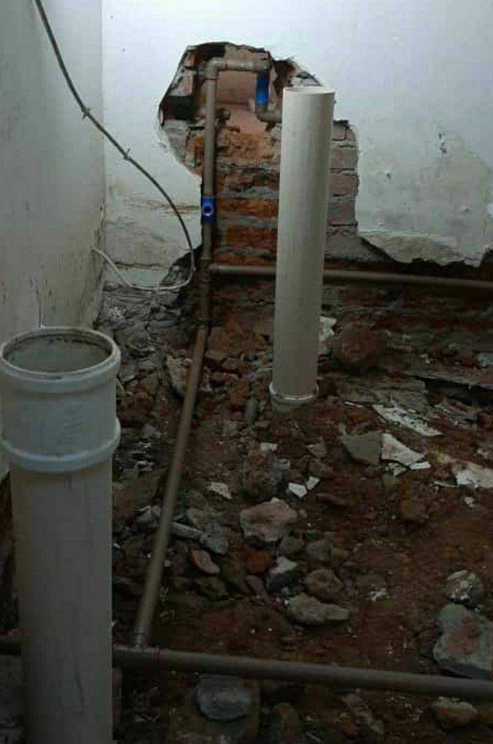 ponto vaso sanitário
