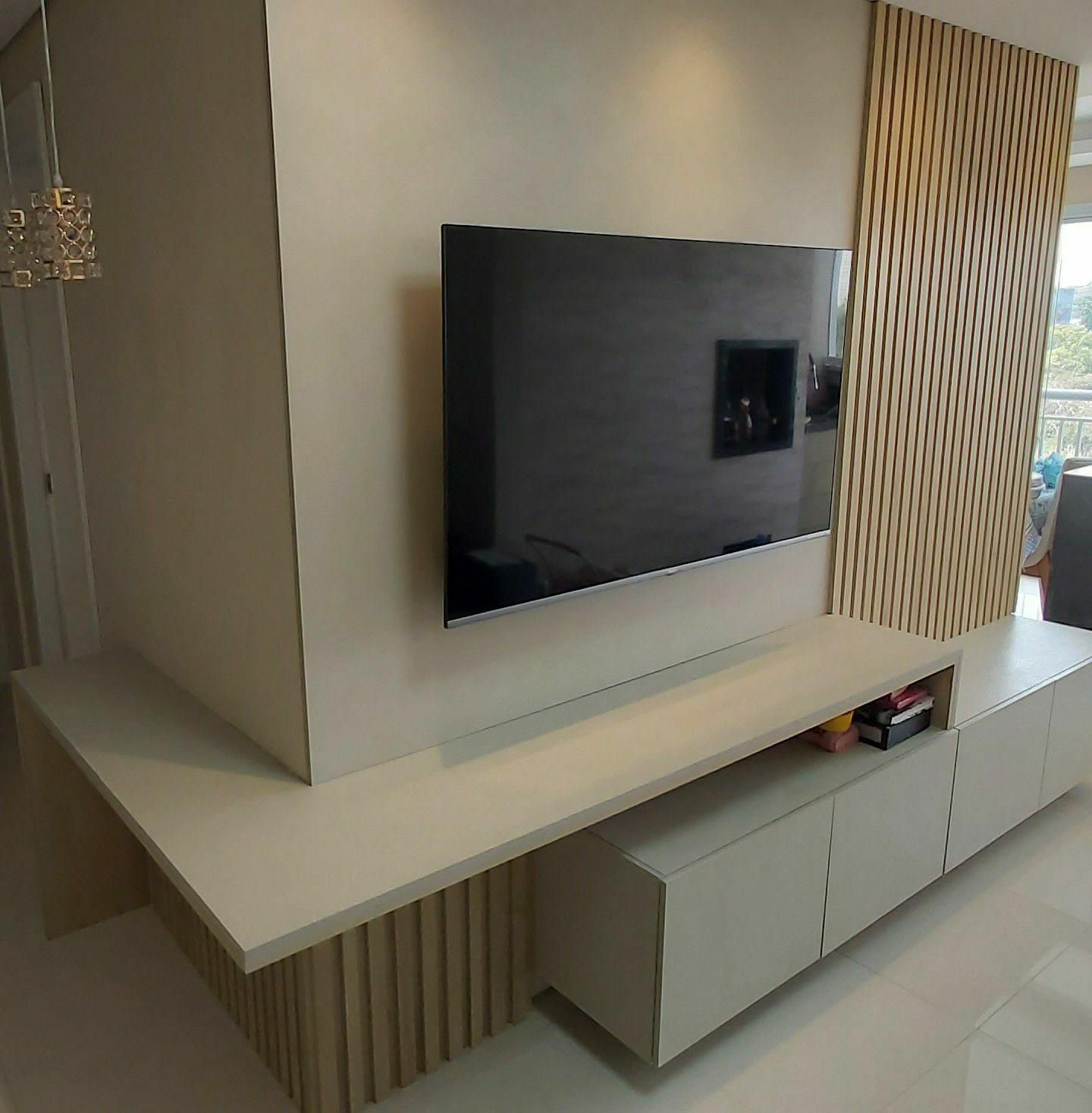 painel tv ripando
