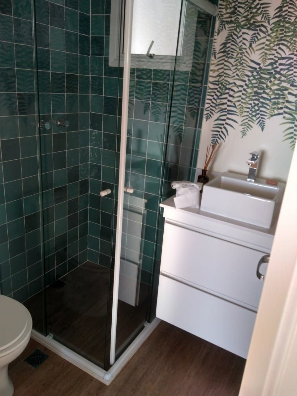 banheiro do sobrado