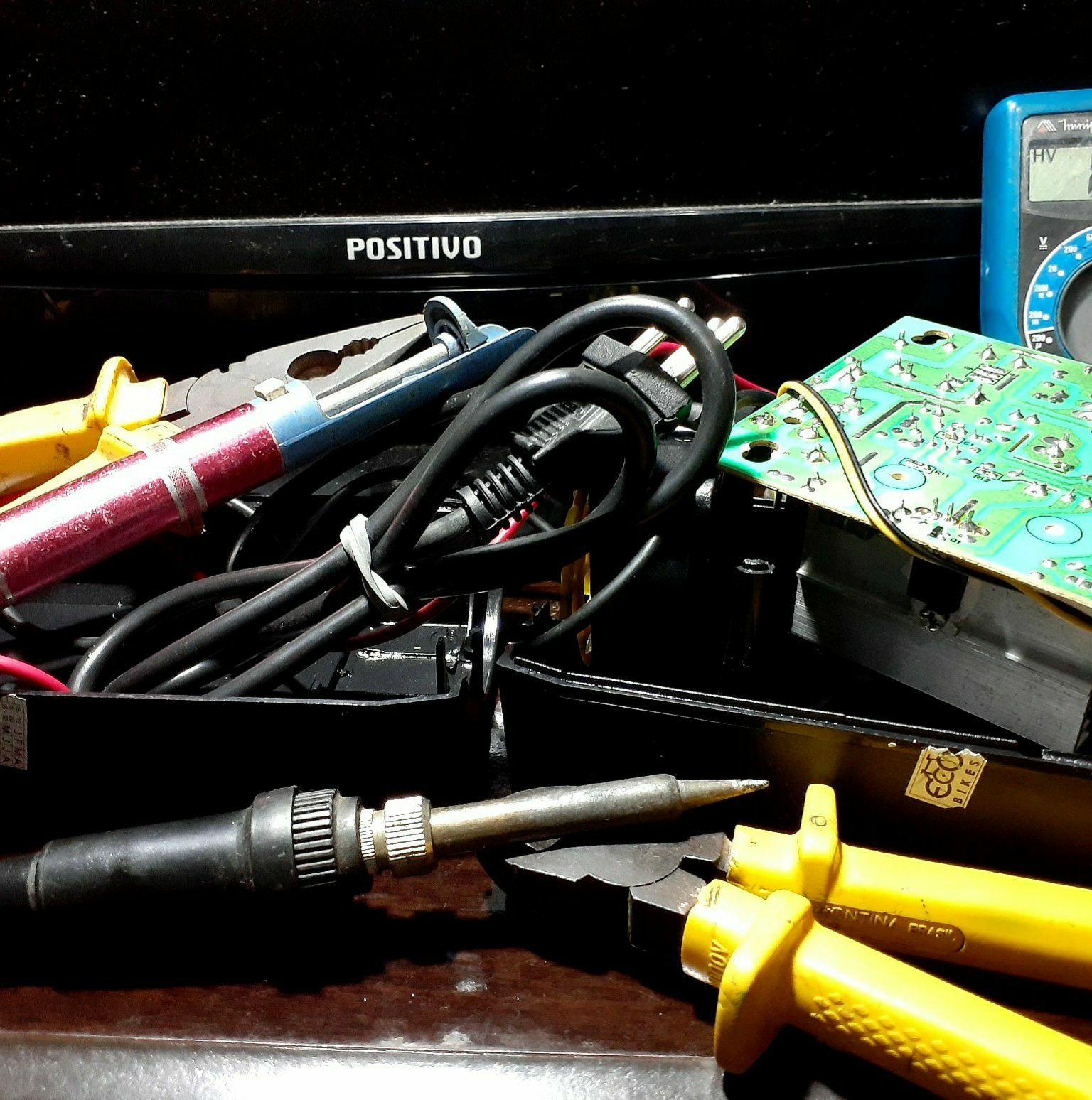 Tecnologia em Eletrônica industrial
