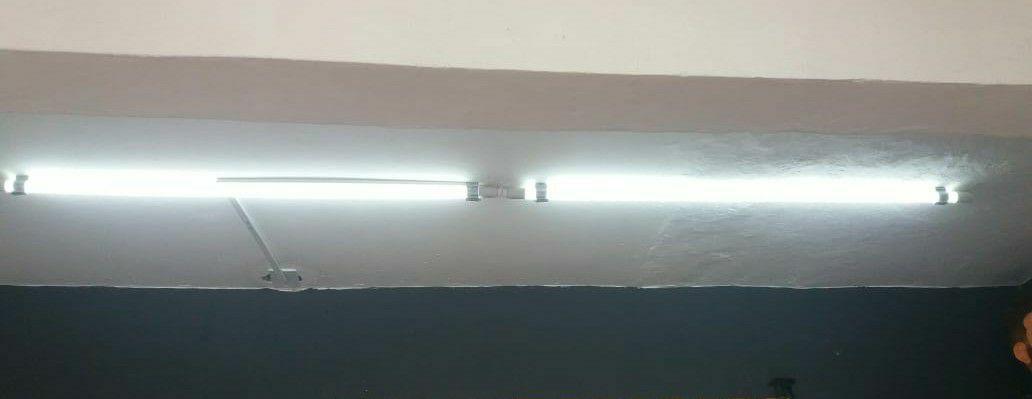 lampada Tubular LED.