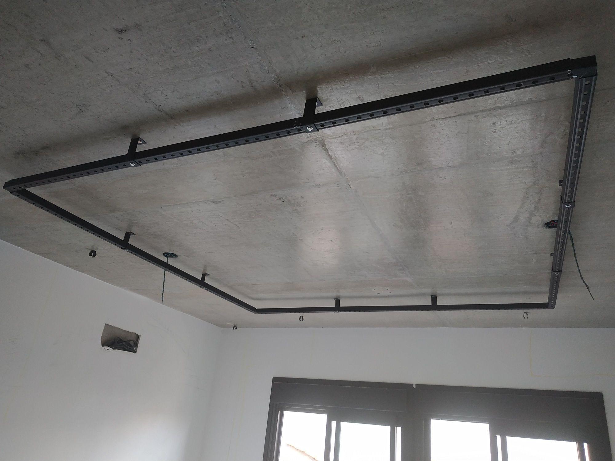 Instalação de eletrodutos e conduletes