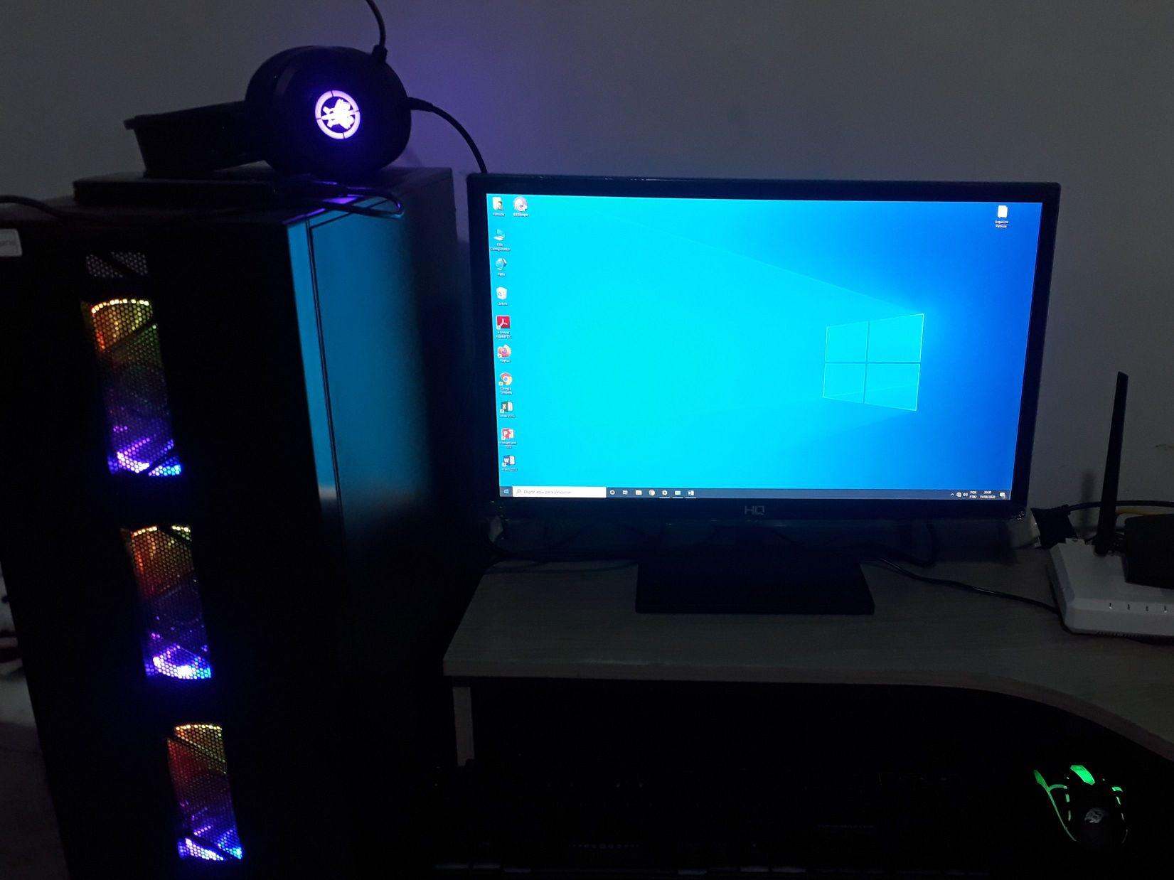Configuração de PC gamer