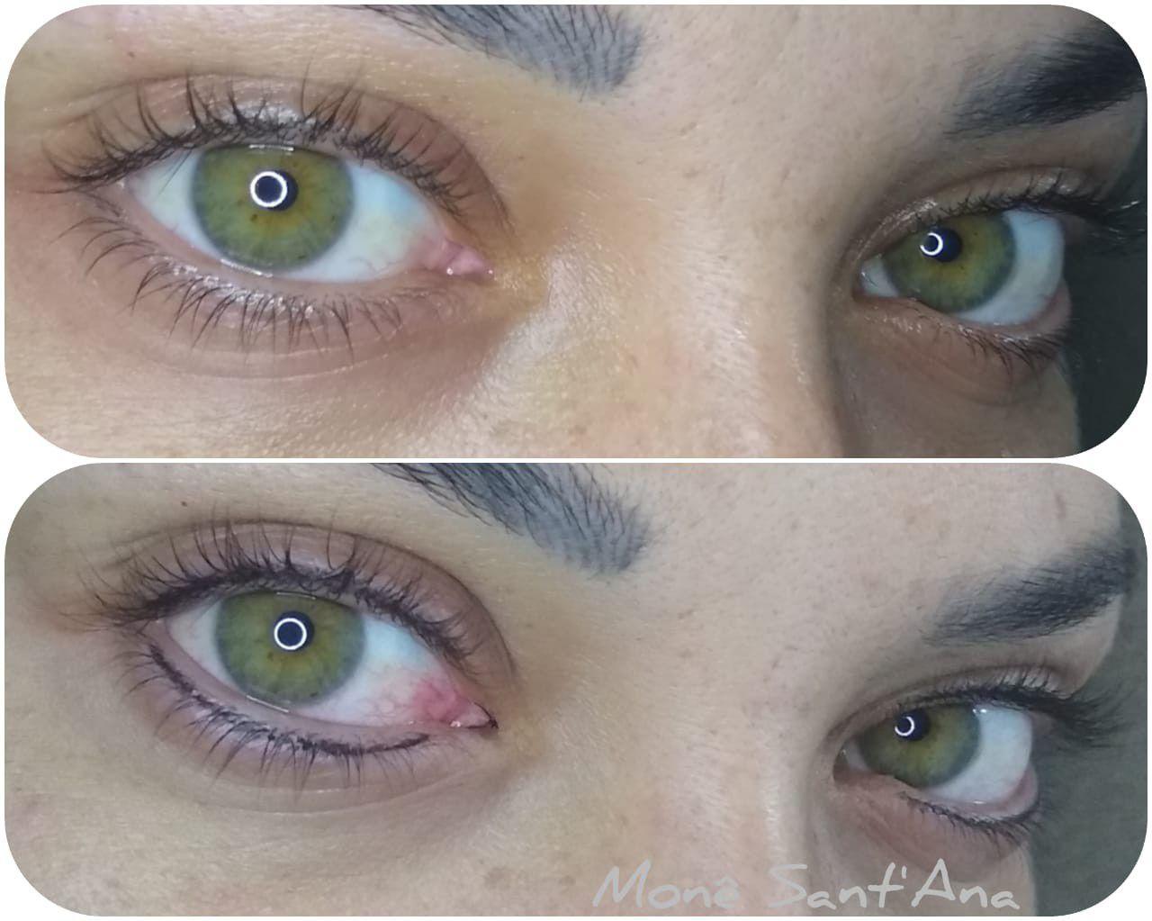 Micropigmentação Contorno dos Olhos
