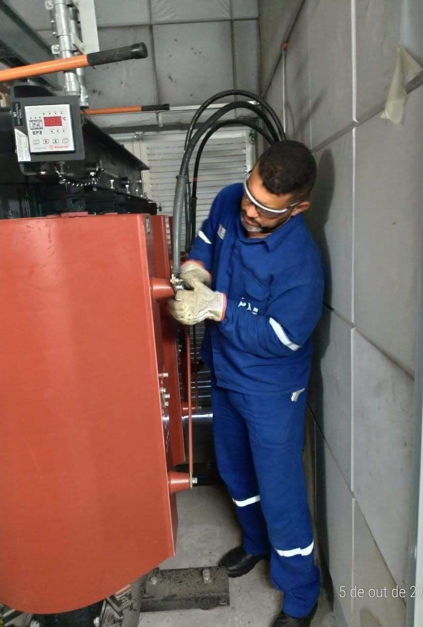 Manutenção em transformadores 2