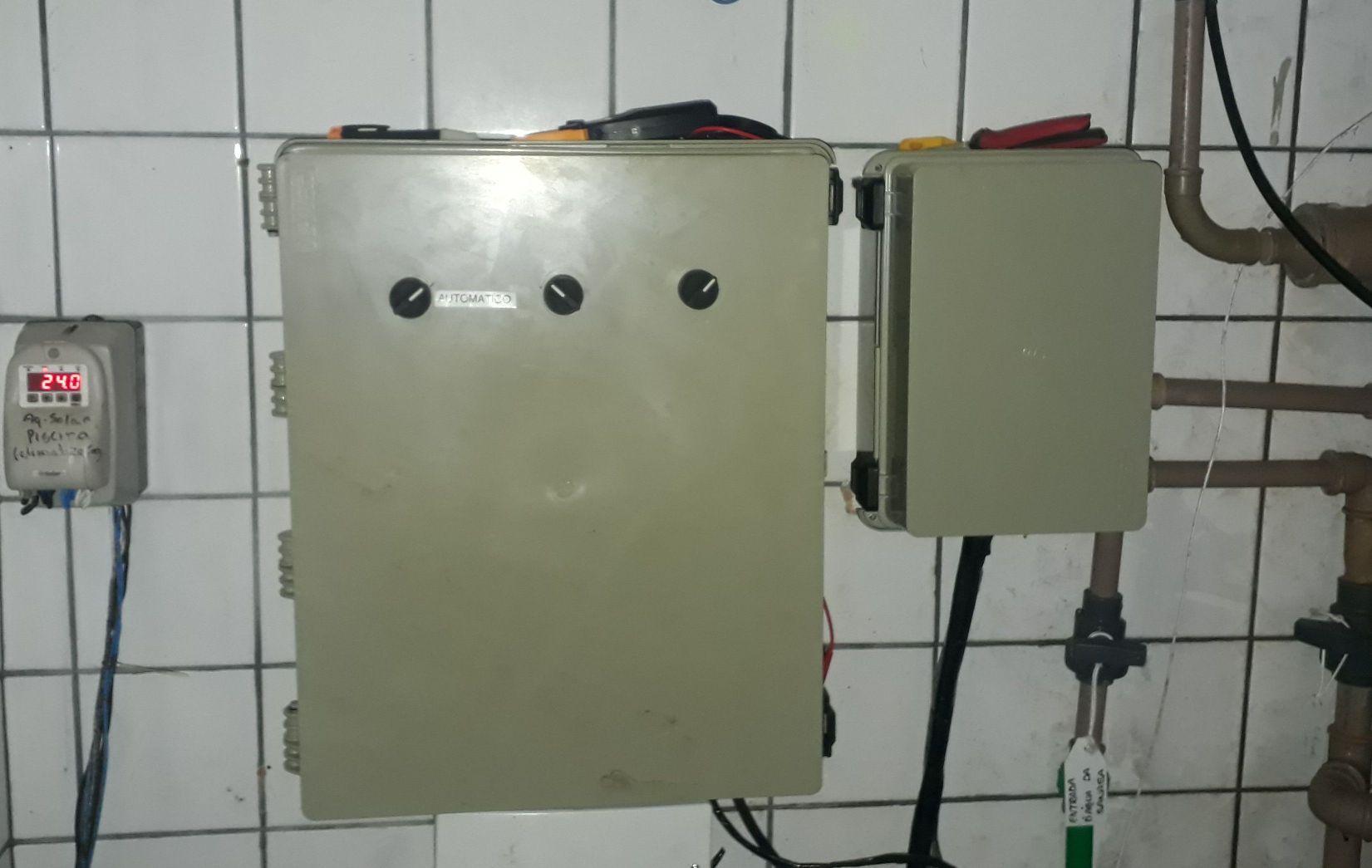 instalação  eltrica e manutenção  .