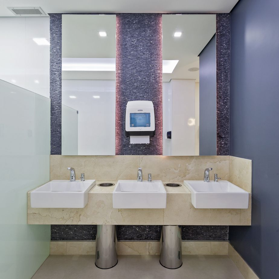 Banheiro Público Masculino