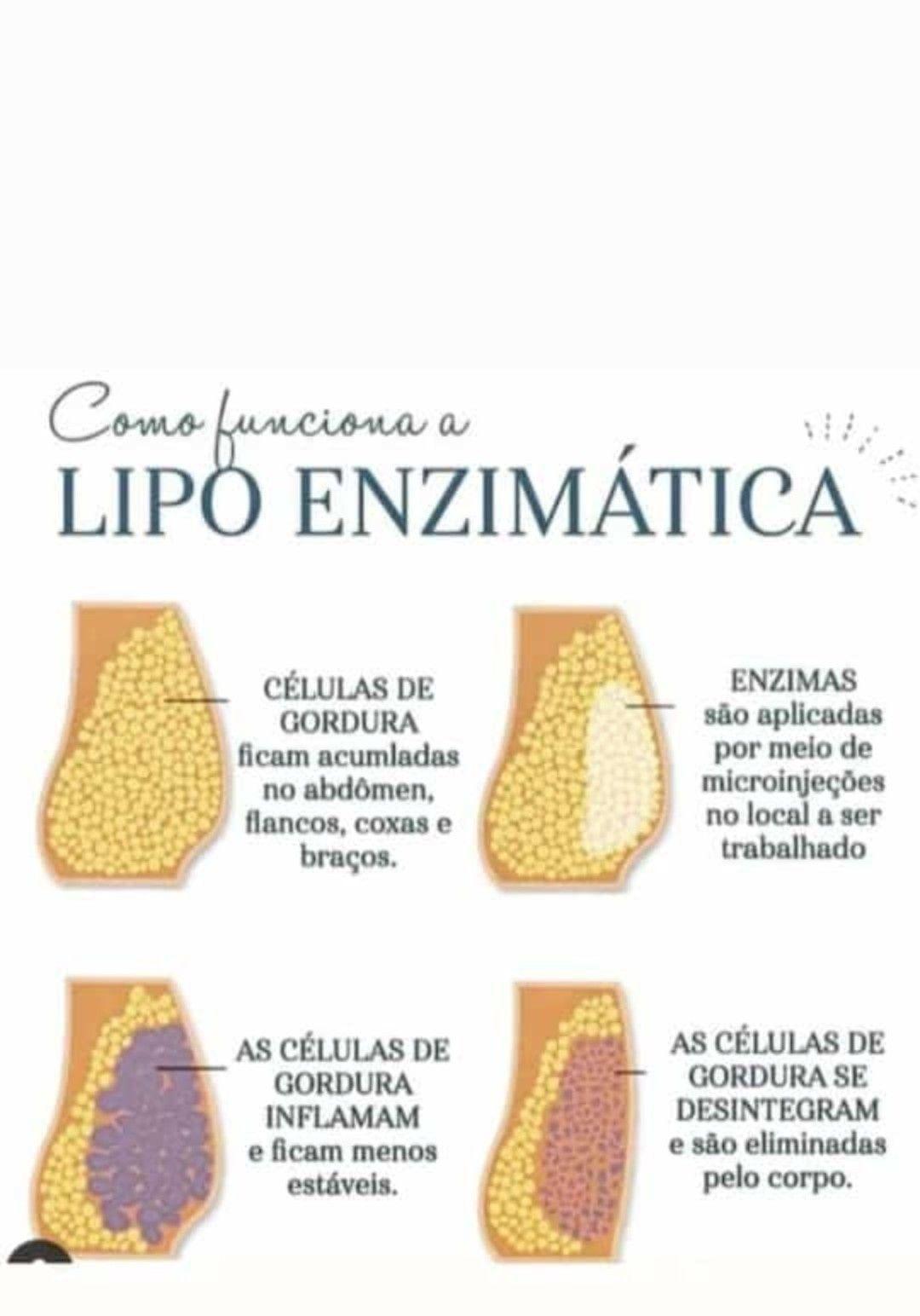 LIPO ENZIMÁTICA