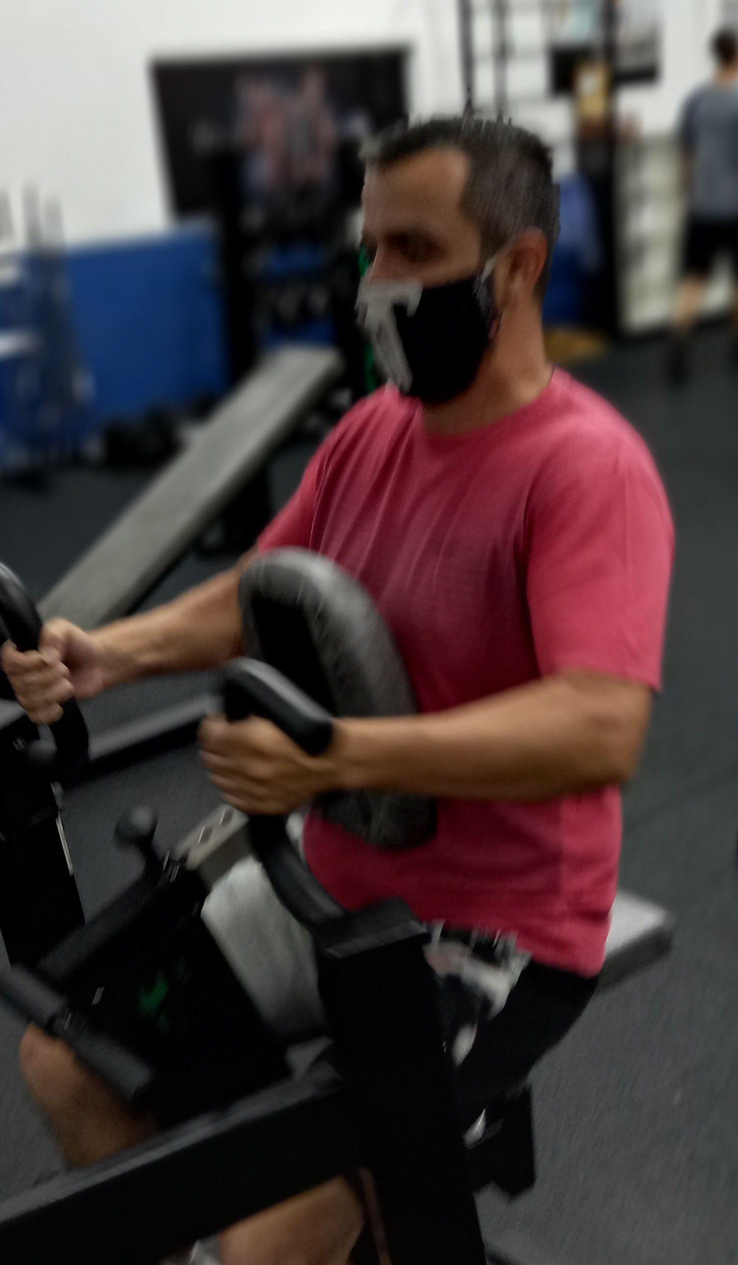 treino de hipertrofia muscular