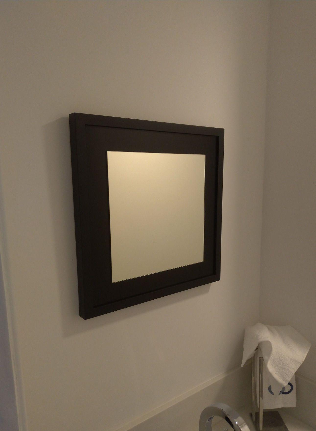 Fixação de espelhos