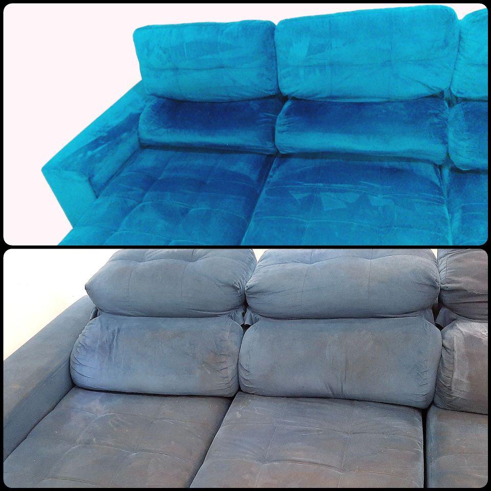 higienização sofa