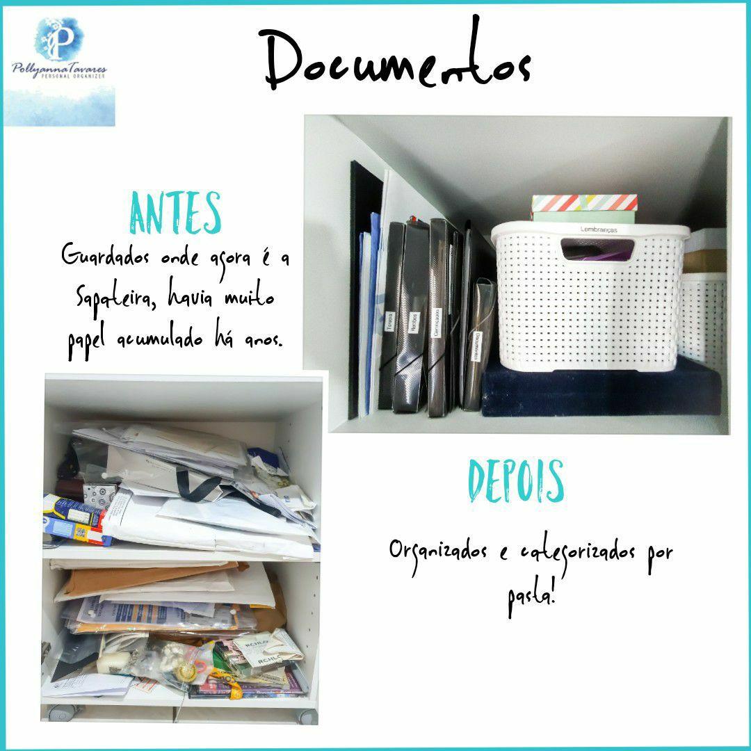 Organização - Documentos