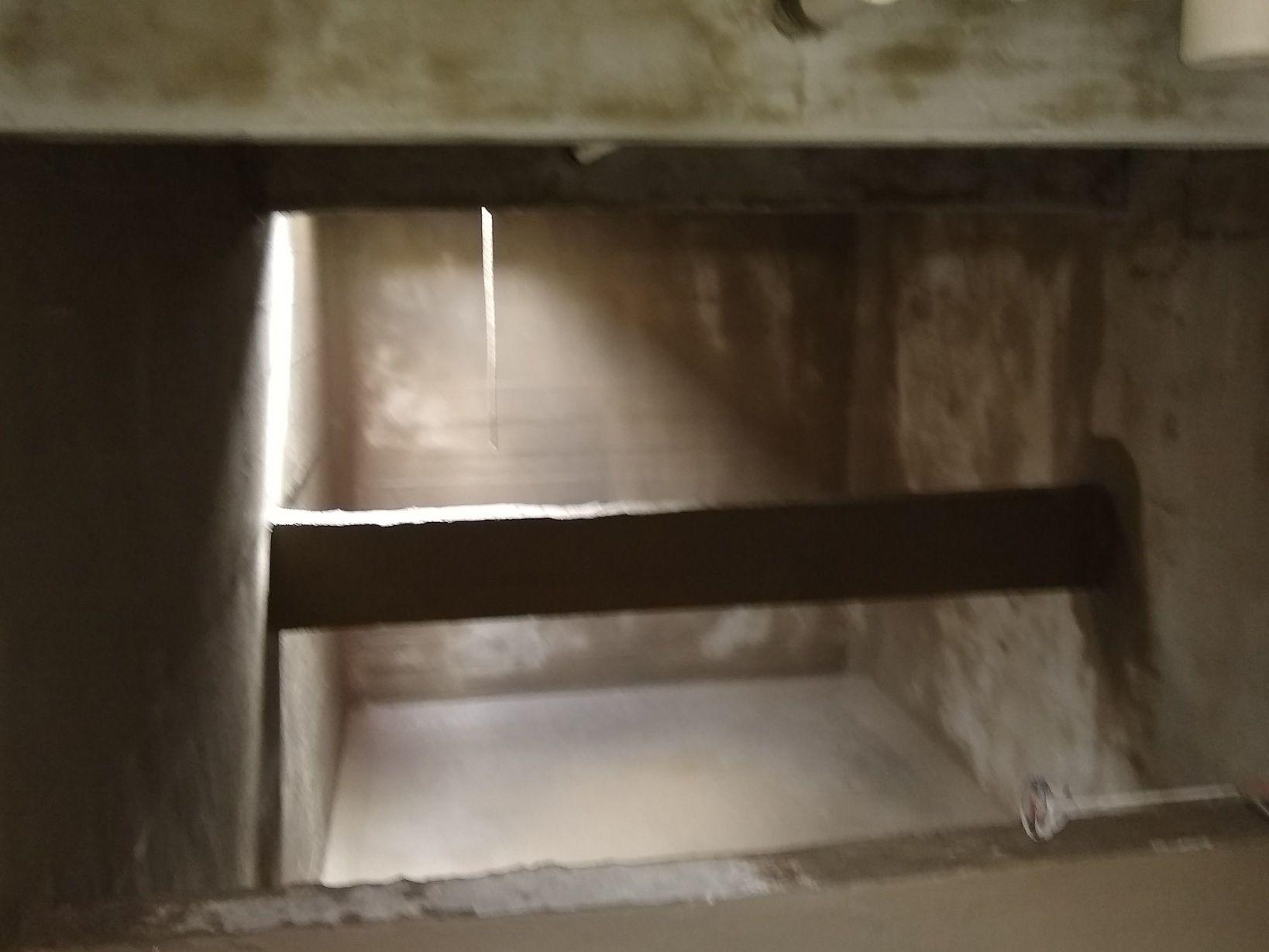 cisterna ou (Caixa d'água) .