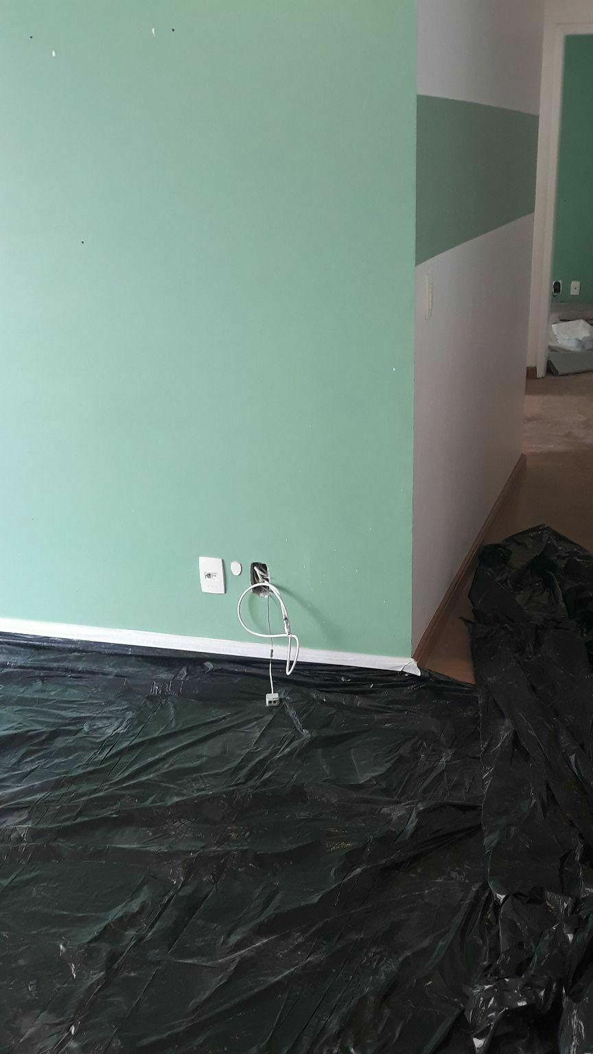 apartamento repintura