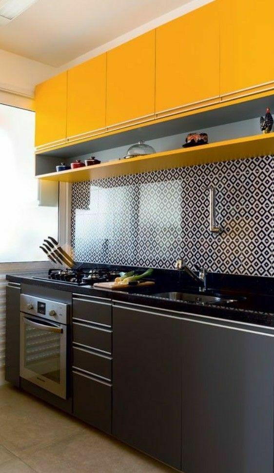 Armario de cozinha planejado sob medida