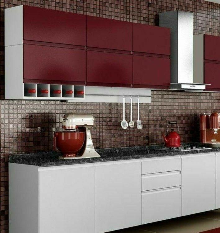 Armário cozinha sob medida