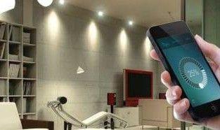 automação de luzes pelo smartfone