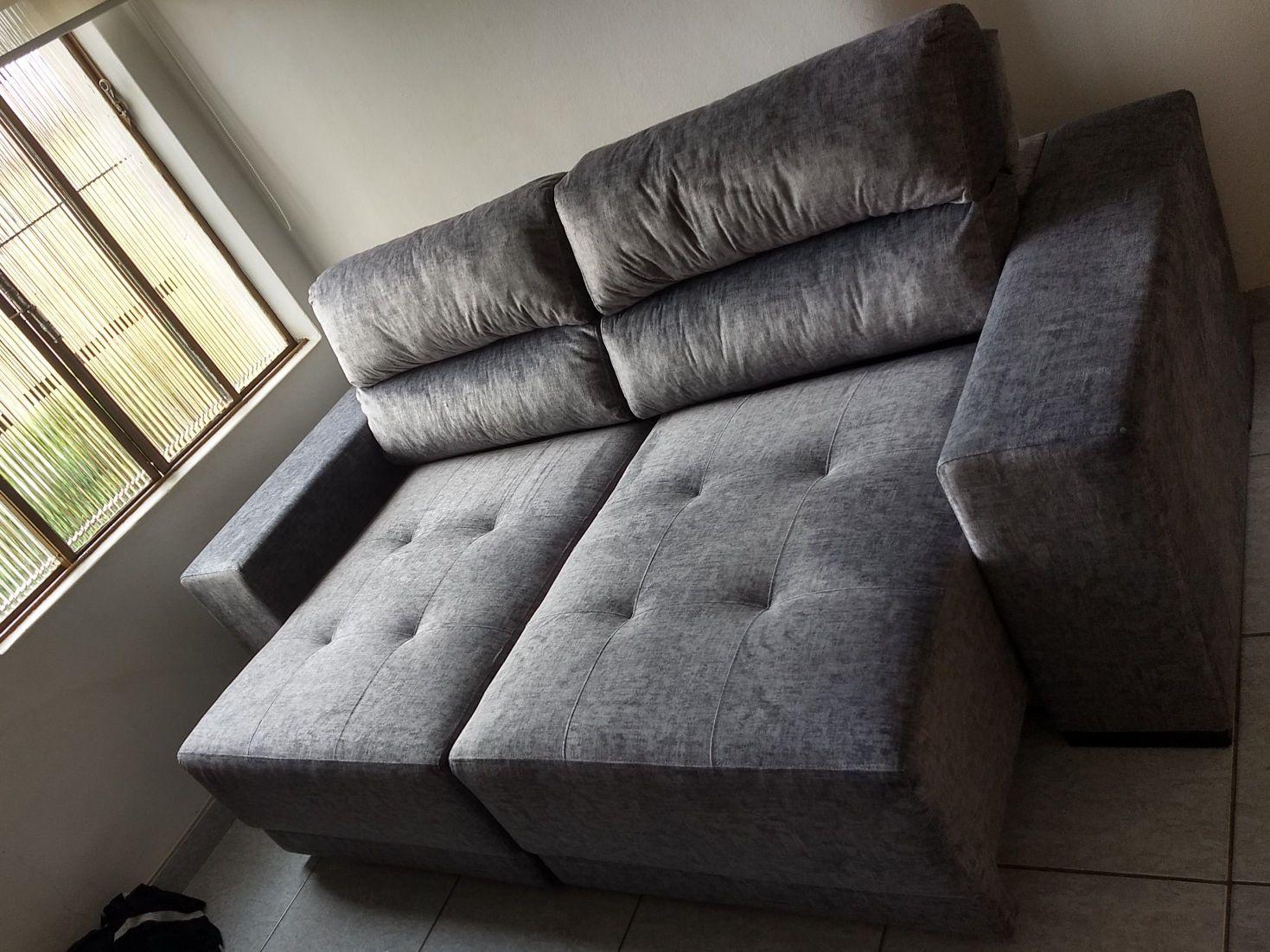 Reforma sofá retrátil e reclinável