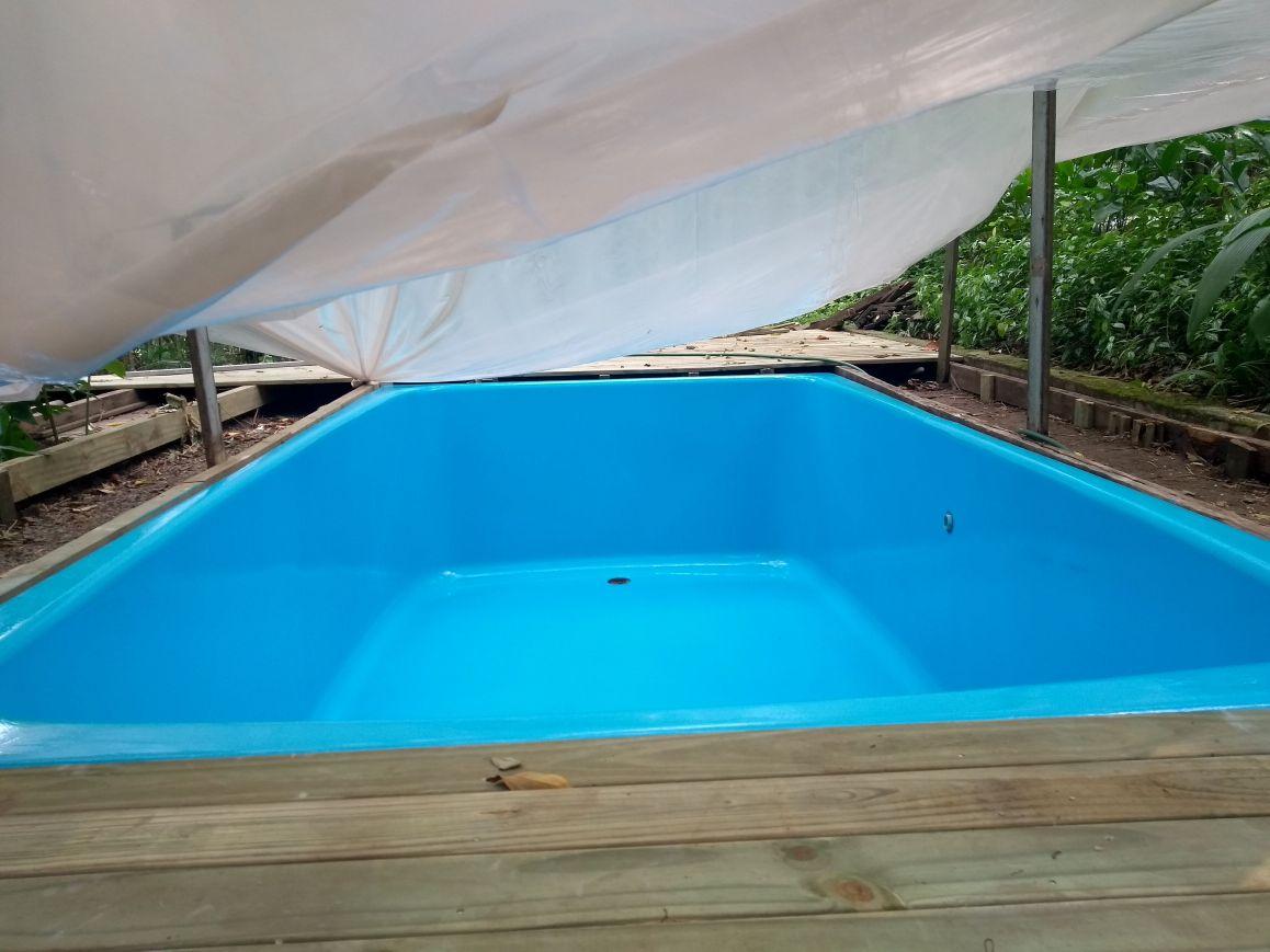 piscina finalizada