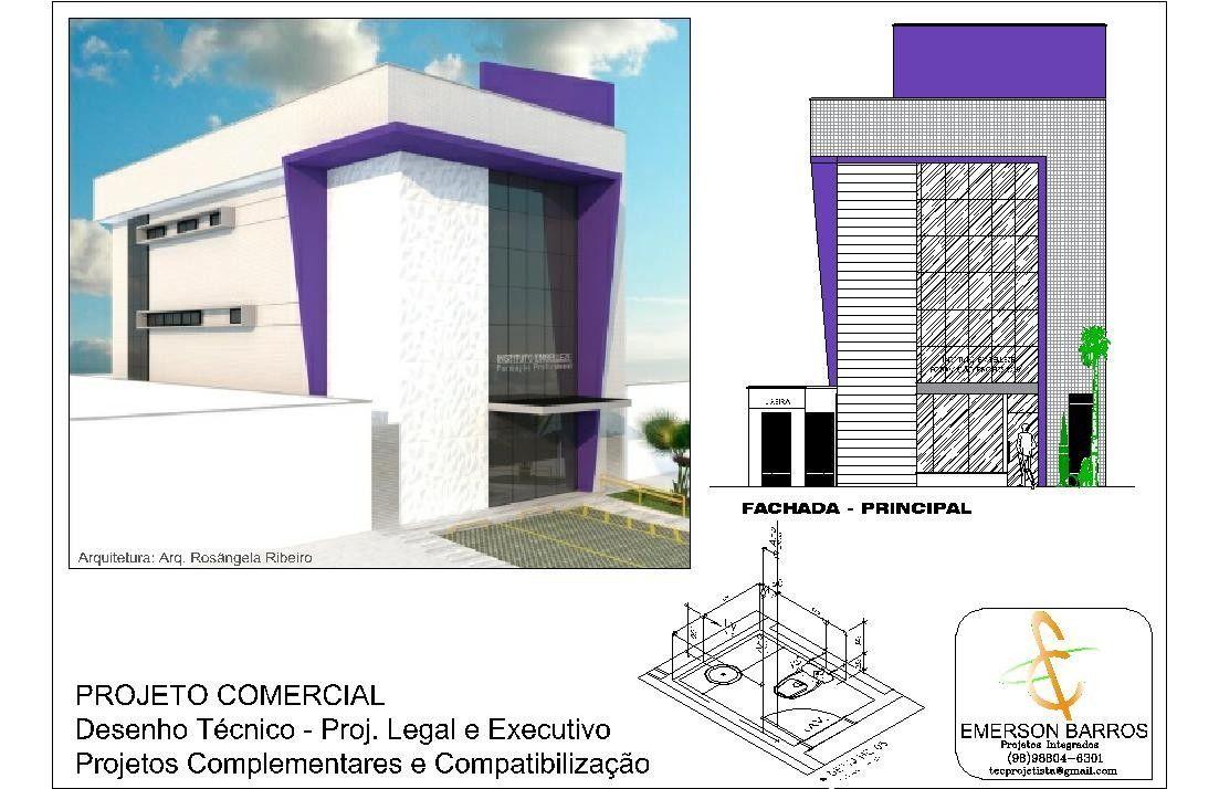 Proj. Comercial - Proj. Executivo Arquitetura