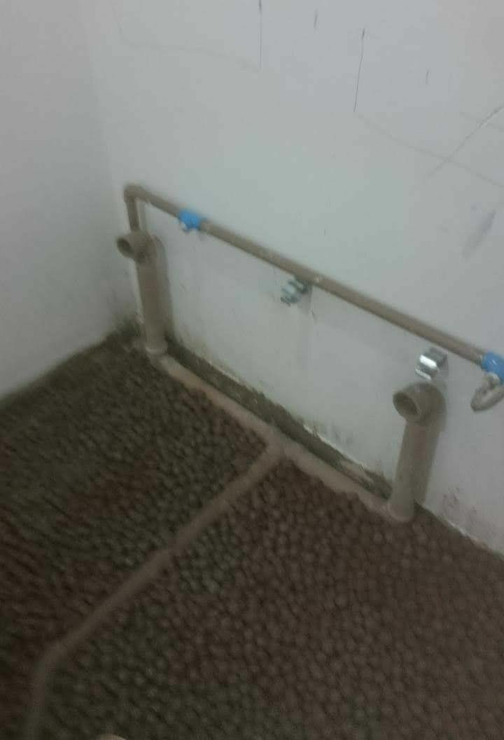 encanamentos para lavatórios