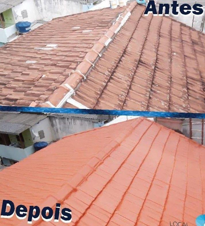 telhado reformado