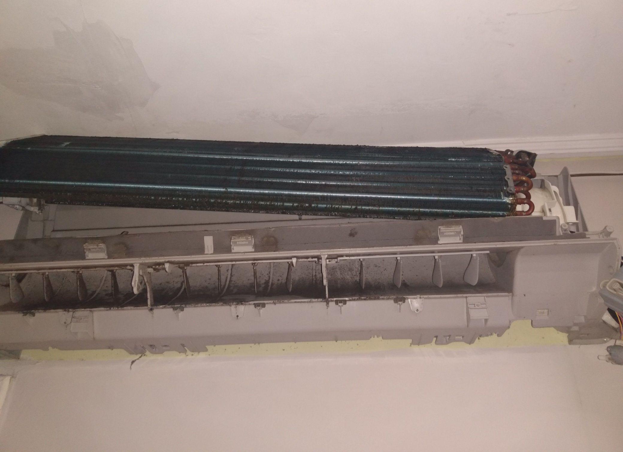 Deve-se retirar a turbina/ventilador