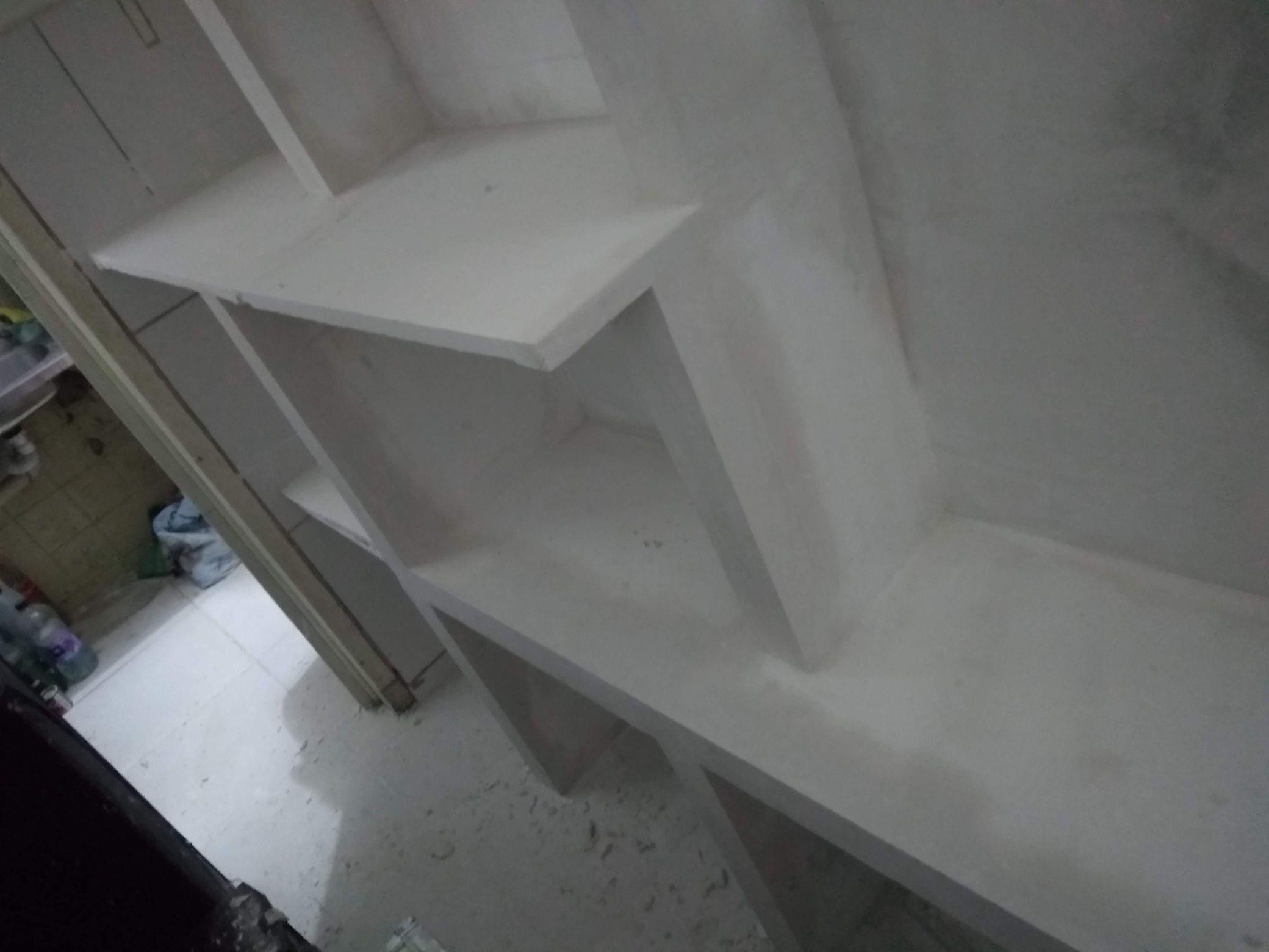 podendo ser feito em gesso e drywall para móveis