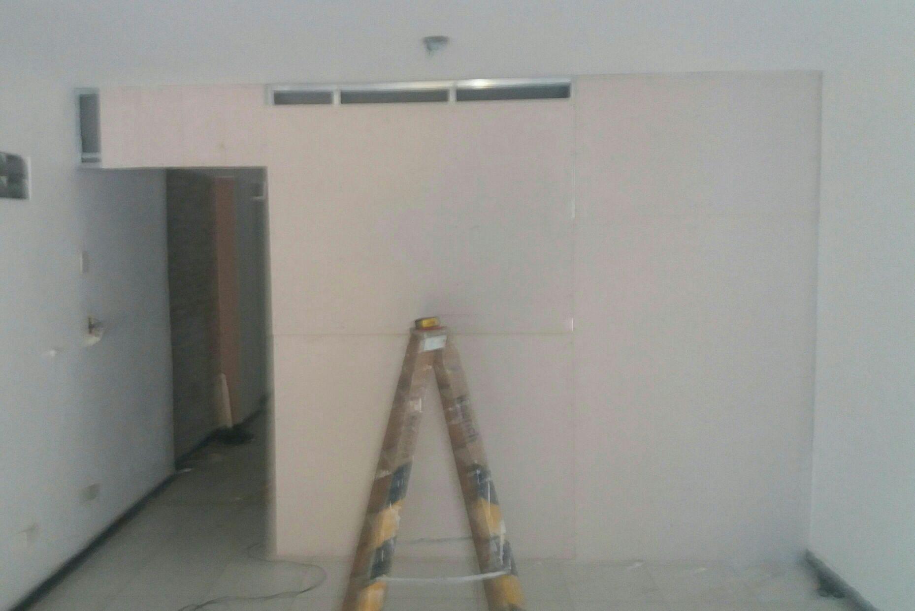 parede de gesso acartonado
