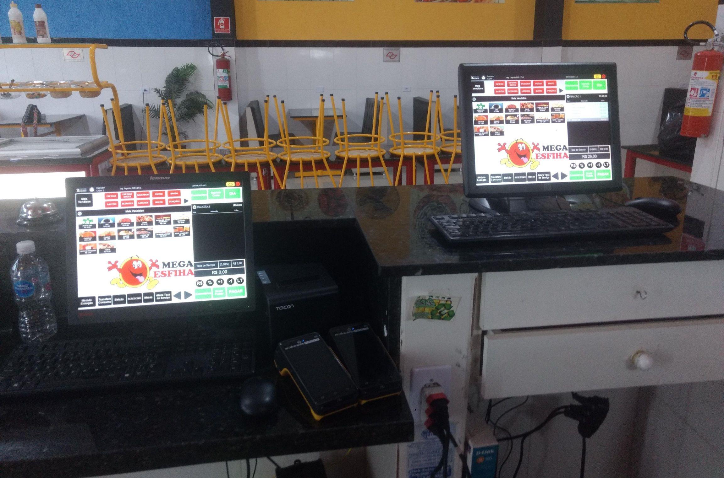 Sistemas de vendas