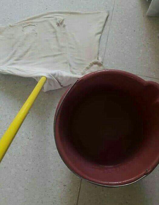 limpeza eficiente