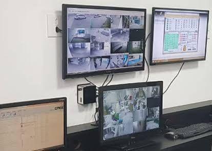 sistema de monitoramento de portaria Predial