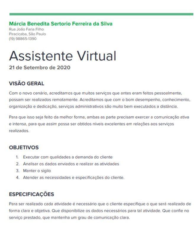 Portifólio Assistente Financeiro