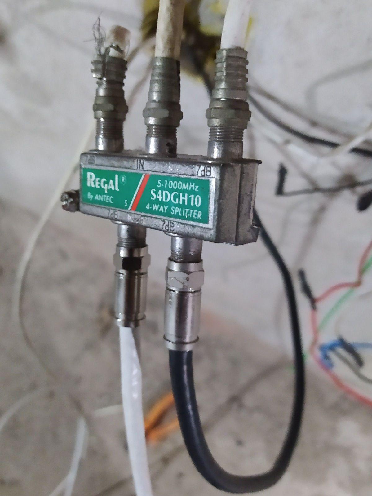 manutenção predial e residêncial antena coletiva