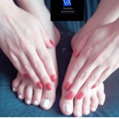 manicure é pedicure