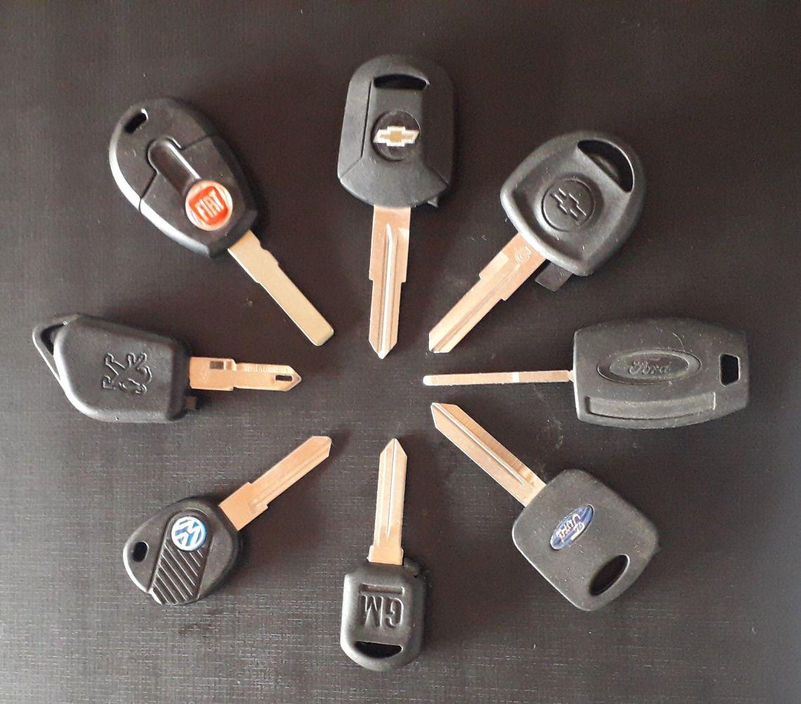 chaves automotivas