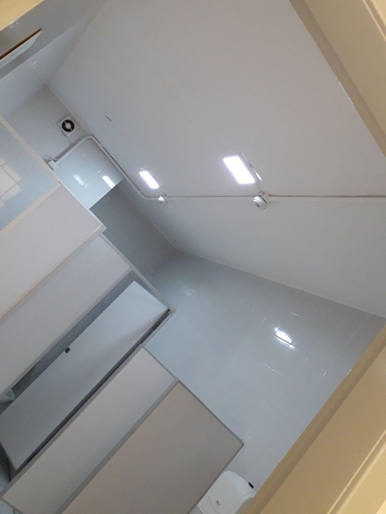 teto  banheiro