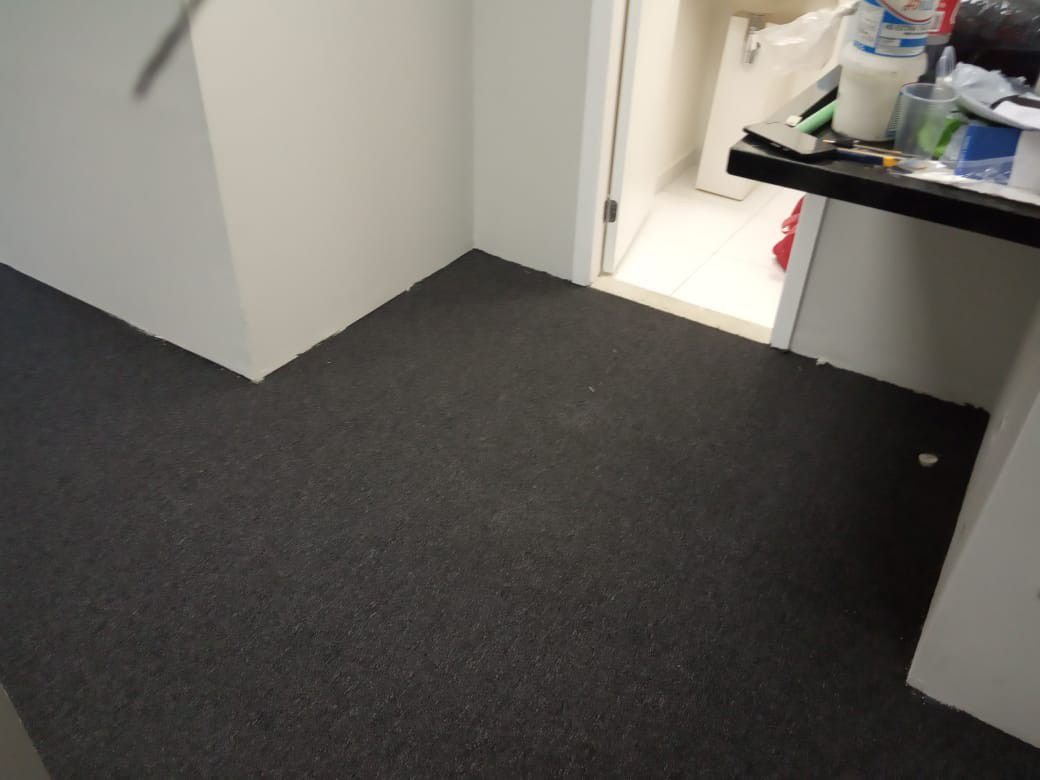 instalaçao de carpetes