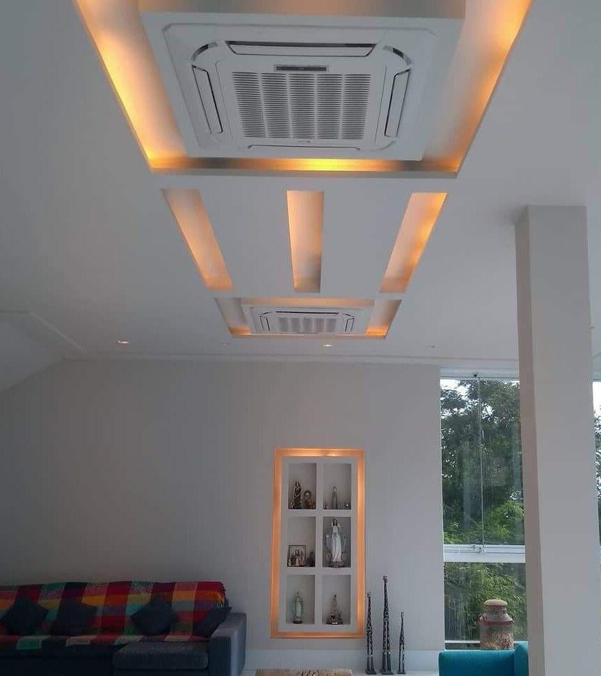 Drywall decorado