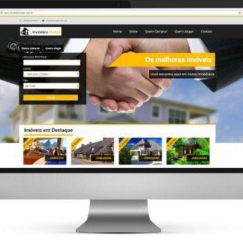 site para imobiliária