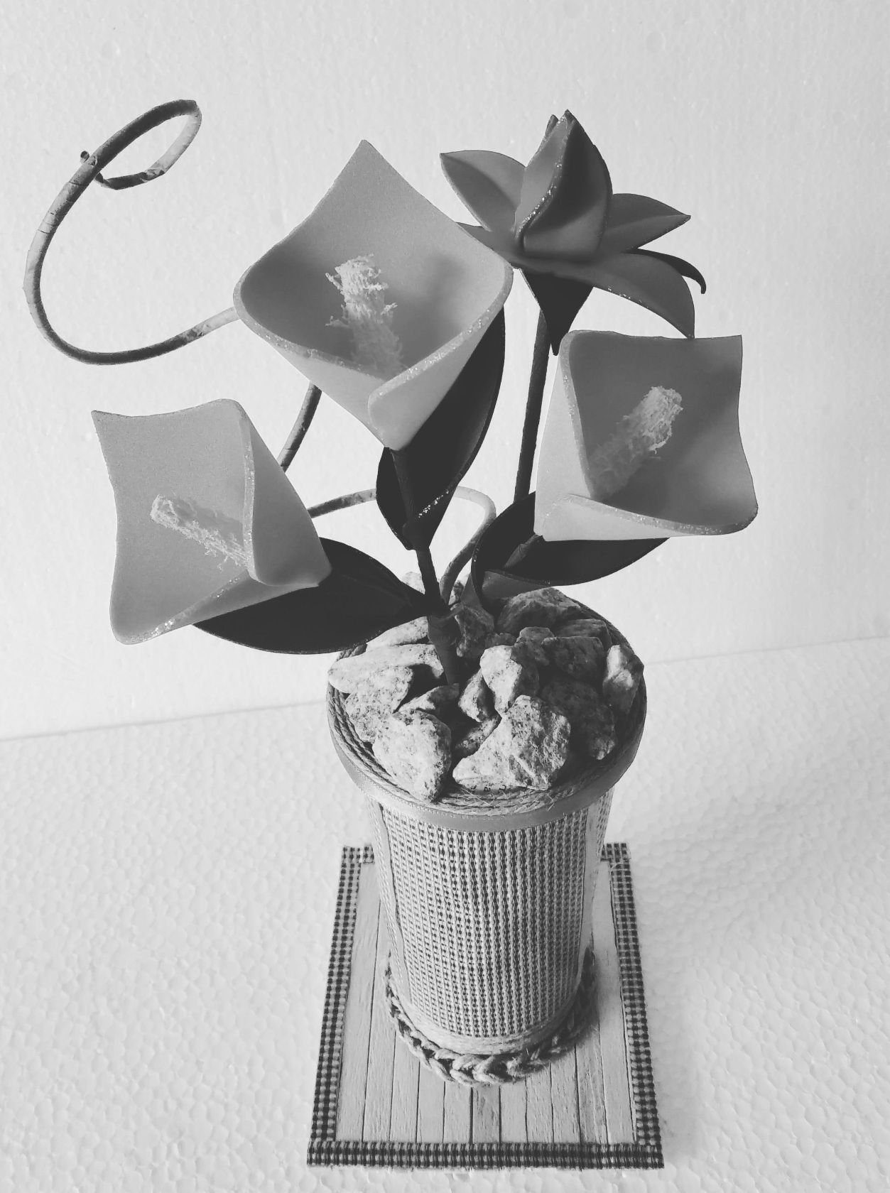 Flor de E.V.A