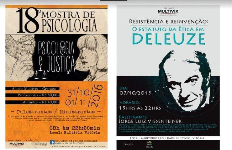Banners - curso de psicologia - Multivix