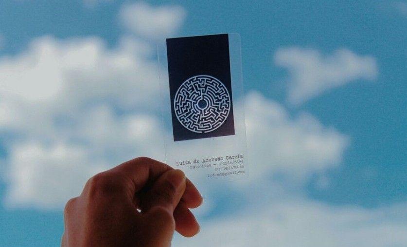 cartão de visitas - Psicóloga