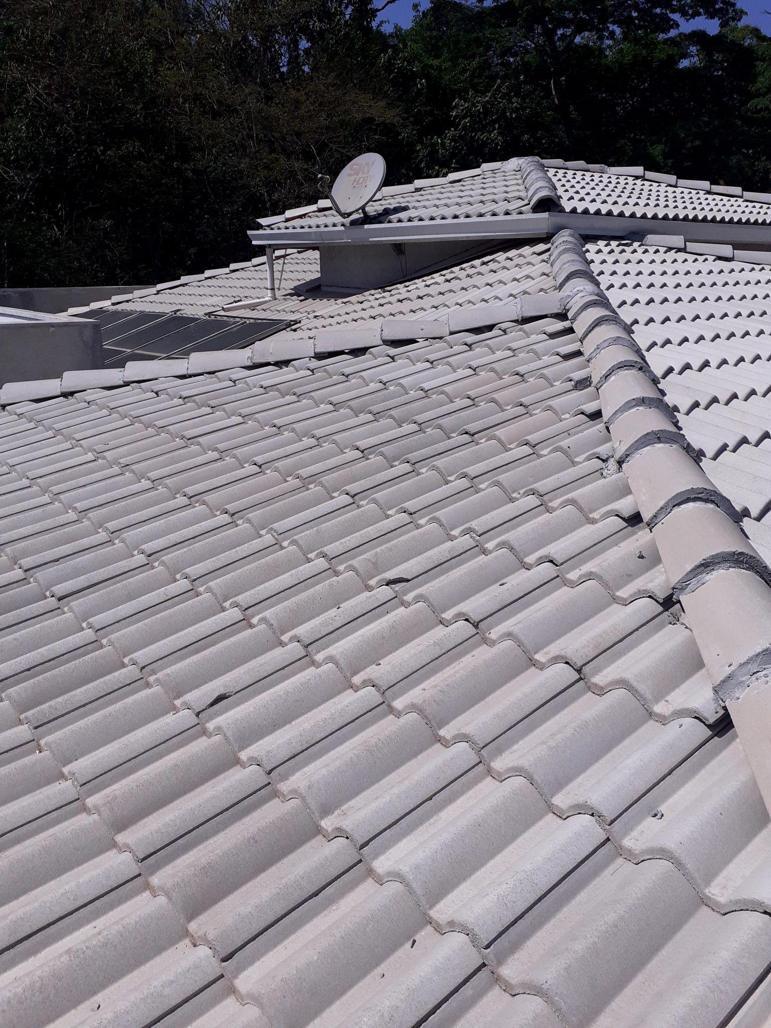 telhado telhas eurotop