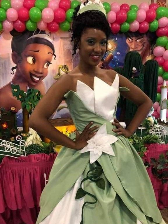 Tiana - A Princesa é o sapo