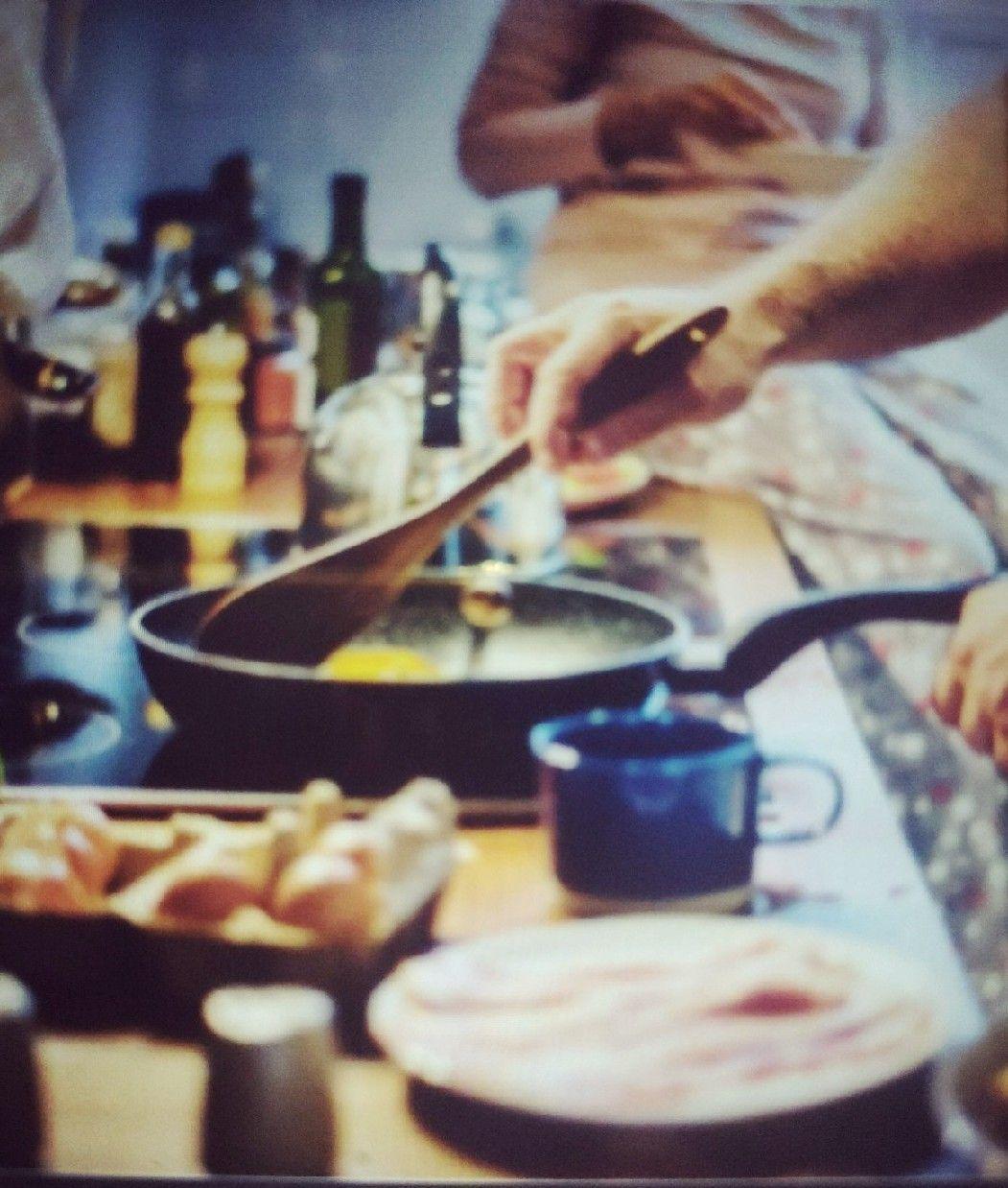 cozinhar é minha arte de amar 😍🍀🙌🙏