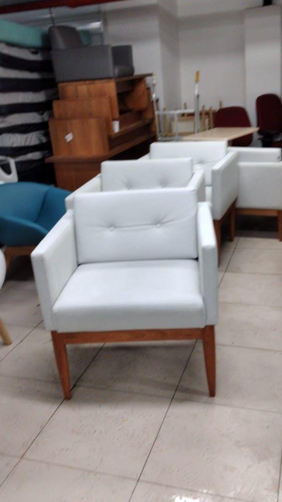 qualquer tipo de cadeiras ,couro ,tecido , hospita